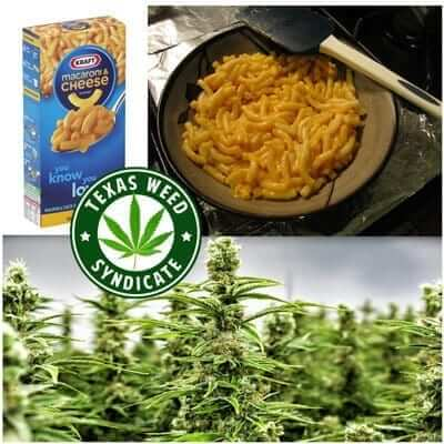 Marijuana Mac & Cheese The Easy Way!