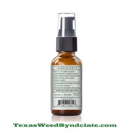 1oz 1100mg Extra Strength CBD Oral Spray
