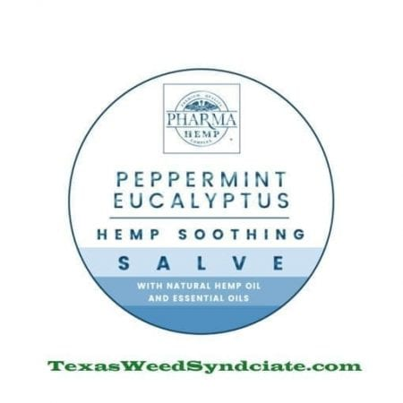 Peppermint / Eucalyptus CBD Topical Pain Reliever