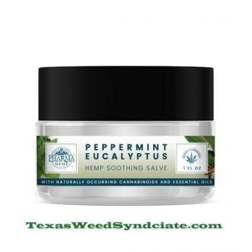 Pain Relieving CBD Ointment For Aches & Pains
