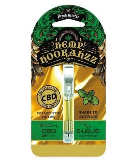 Fresh Mintzz CBD Oil Cartridges