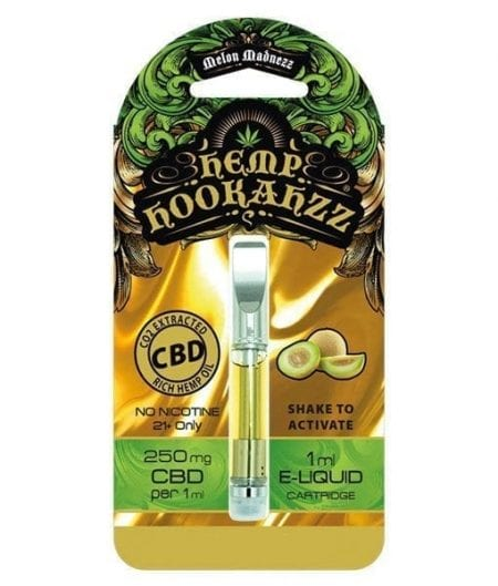 Melon Madnezz CBD Oil Cartridges
