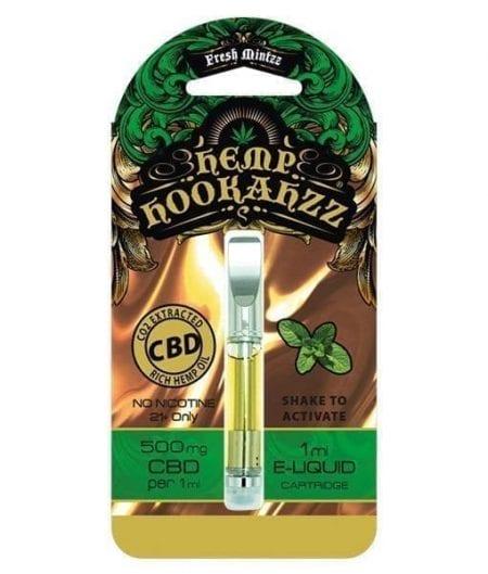Mint Flavored CBD Oil