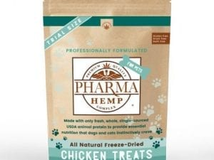 CBD & Freeze Dried Chicken Pet Treats