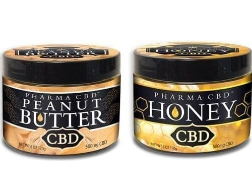 CBD Honey / Peanut Butter / Misc.