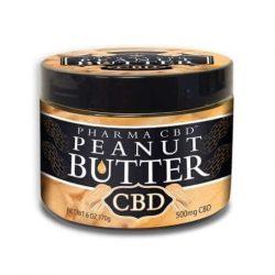 CBD Infused Peanut Butter