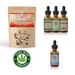CBD Pet Health Supplements & Treats
