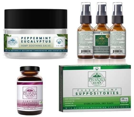 CBD Supplements - Ointments, Tablets & Sprays