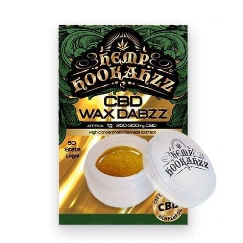 CBD Wax – Dab Concentrate