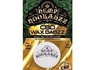 CBD Wax – Dab Concentrate