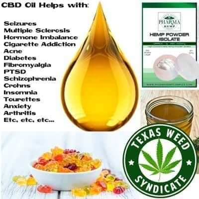 Easy To Make CBD Oil Recipe