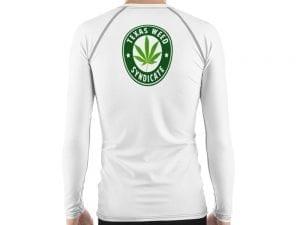 Texas Weed Syndicate Men's Rash Guard