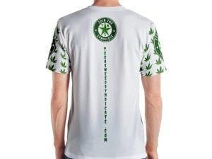 TWS Weed Sleeves Men's T-shirt