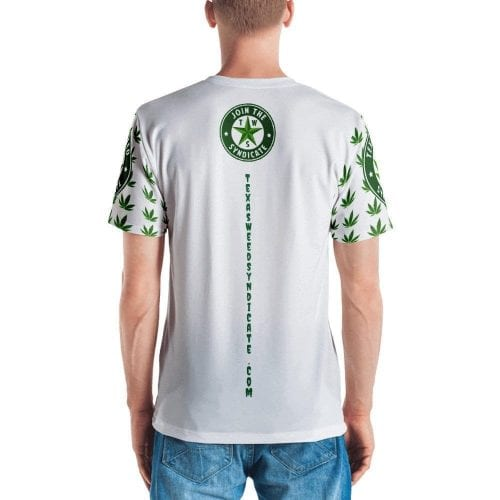 TWS Weed Sleeves Men's T-shirt