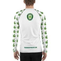 TWS – Weed Sleeves Men's Rash Guard
