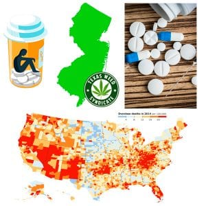 Opiod Addiction Becomes A Reason To Get Medical MMJ In NJ