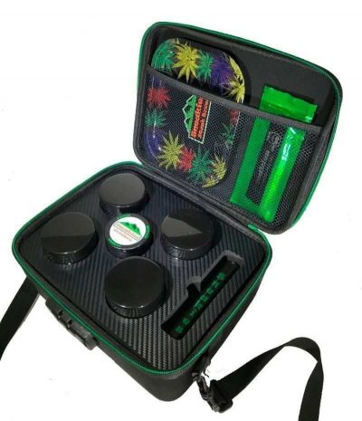 Sneakie Boxes Sport Smell Proof Stash Box