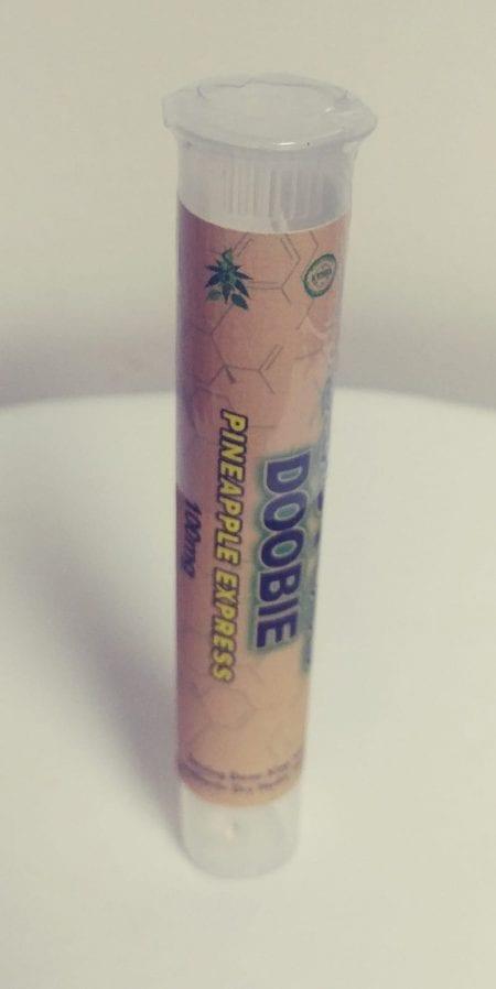 Pineapple Express THC Free CBD Doobie