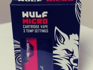 Wulf Micro Pen Vape Kit For Sale