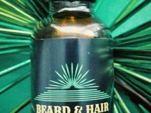 CBD Beard Oil & Hair Care Oil