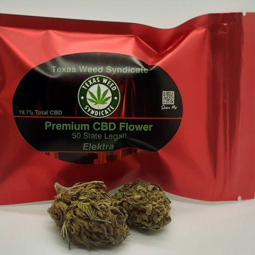 Elektra CBD Flower