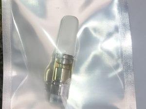 Hawaiian Haze CBD Cartridges TEC Oil / 150mg