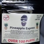 Buy The Best PIneapple Express CBD Cartridge Around!