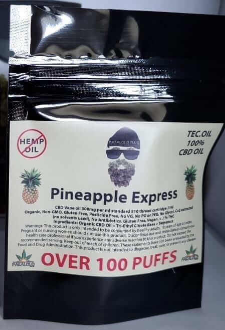 Buy The Best PIneapple Express CBD Cartridge Around!
