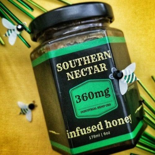 Texas CBD Honey With 360mg Of CBD