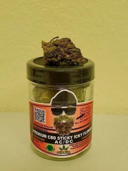 Buy Premium CBD Flower AC/DC