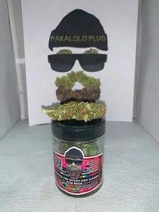 Premium CBD Flower Acid Rock!