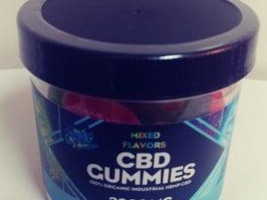 SuperChill High Dosage CBD Gummies