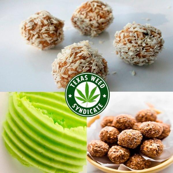No Bake Keto Cannabis Edibles Fat Bombs