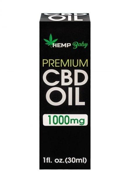 Premium CBD Oil