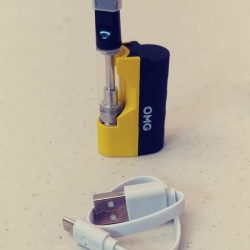 OMG Stealth Micro Cartridge Vape