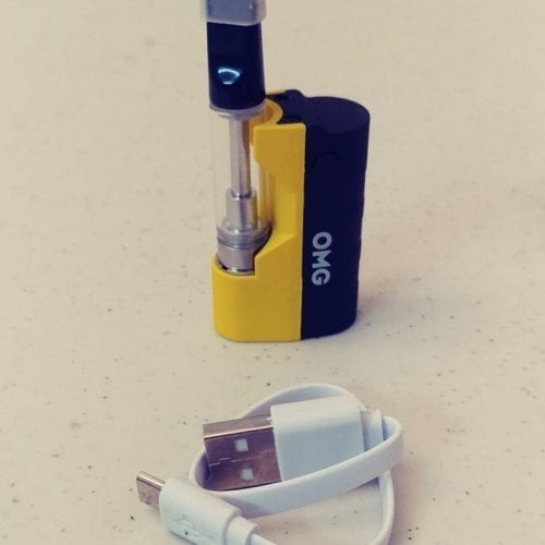 OMG Stealth Micro Cartridge Vape
