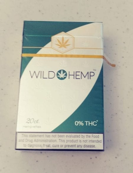Buy Premium CBD Cigarettes