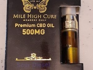 Sour Diesel CBD Cartridges For Sale