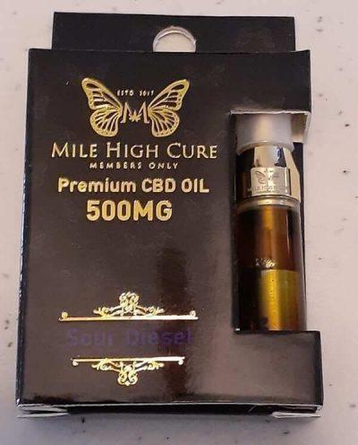 Sour Diesel CBD Cartridges For Sale