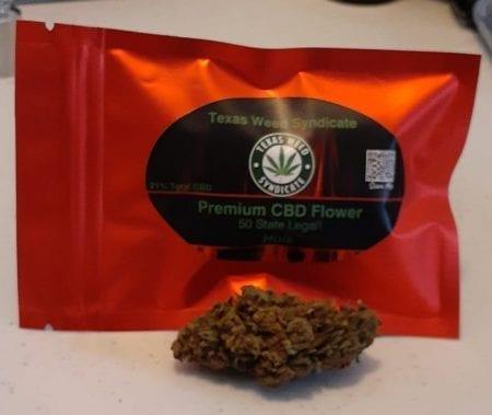 Premium CBD Flower Hulk