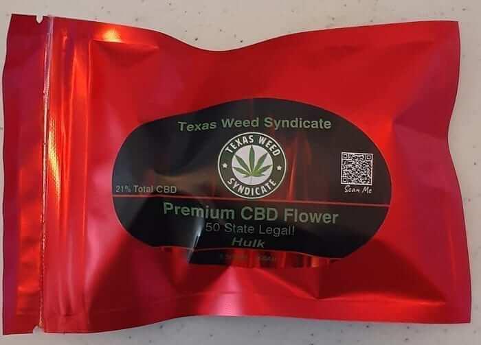 Premium CBD Flower