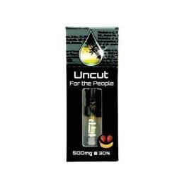 30% Uncut CBD Wax Cartridge 500mg