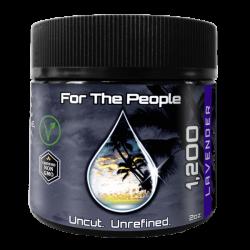 Dark Unrefined CBD Cream For Pain 1200mg Of CBD