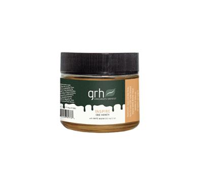 CBD Honey With Full Spectrum CBD & White Widow Terps Made To Inspire