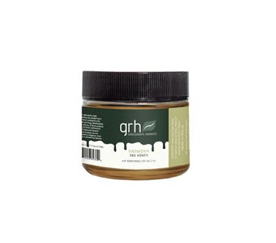 All Natural Texas Wildflower Honey With Full Spectrum CBD & Sour Diesel Terpenes
