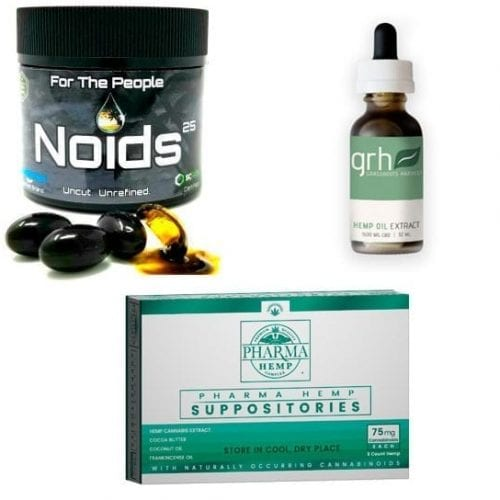 CBD Oil Capsules & Sublingual Tinctures
