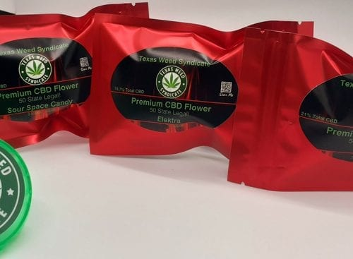 CBD Hemp Flower Variety Pack