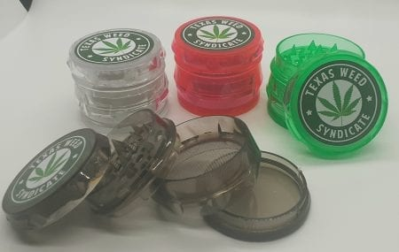 Herb Grinder In A Variety Of Colors