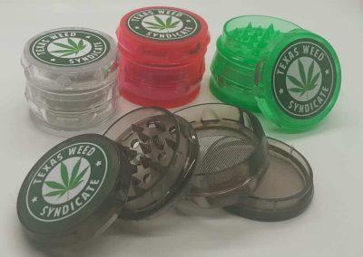 Affordable Plastic Herb Grinders
