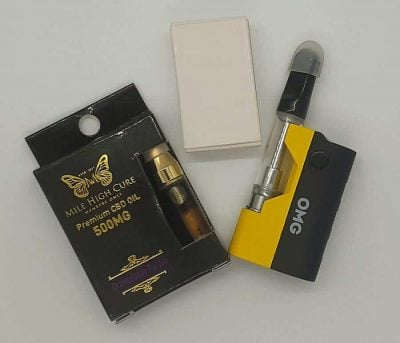 Best CBD Cartridge Starter Kit